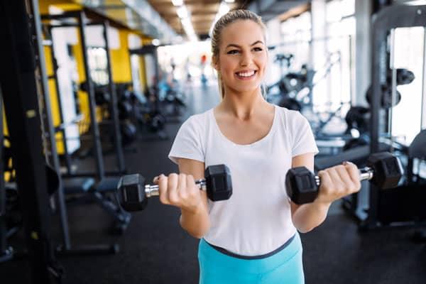 Physio rehab workout
