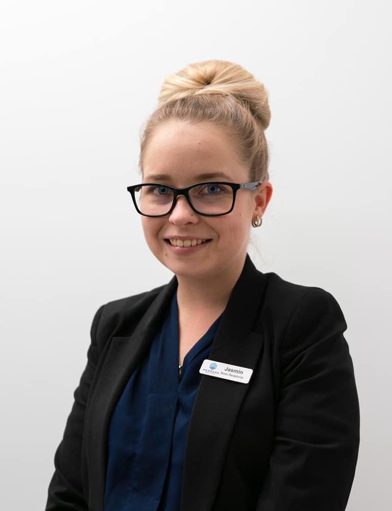 Jasmin Receptionist