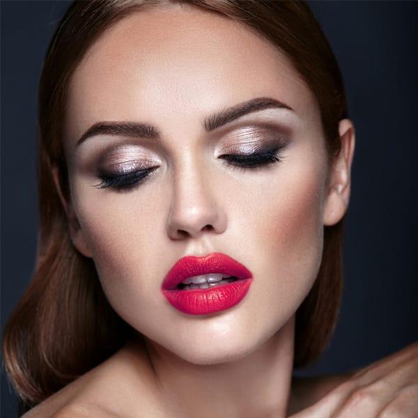 cosmetic lip fillers - beautiful lips
